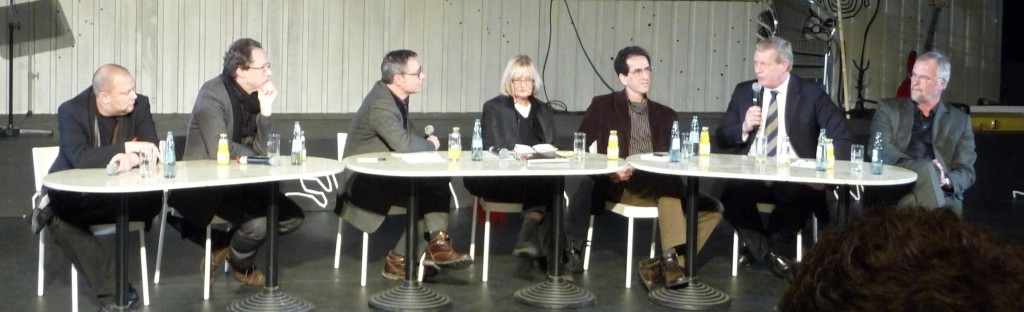 Podiumdiskussion Wuppertal